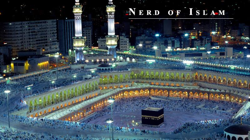 Hajj (Pilgrimage) / Making the Tawaf Saudi Arabia Mecca Grand Mosque Islam (Photo by Haga Library)