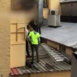 Muslim man rescues
